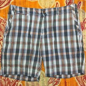 Polo Ralph Lauren Plaid Bermuda Shorts Sz 40